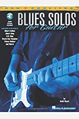 Blues Solos for Guitar (Reh Z Prolicks Series) Paperback