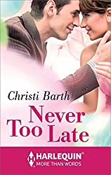 Never Too Late (Harlequin More Than Words)