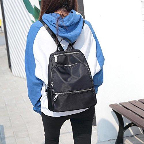 Aoligei Sac de sac à main de la jeune fille la version coréenne du petit Qing centaines école vent Voyage Loisirs étudiants Campus Backpack t IDE