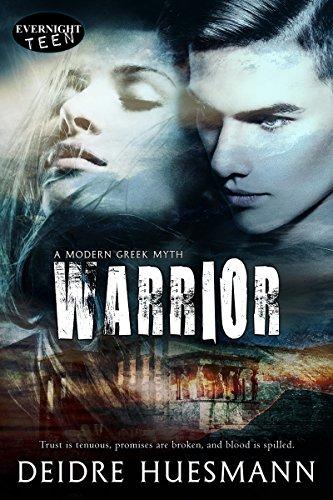 Warrior (A Modern Greek Myth Book 3) by [Huesmann, Deidre]