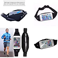 Pochete Fitness Corrida Academia p Cintura Porta Celular Até 5.5 P