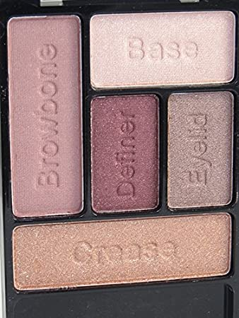 Amazon.com : Wet n Wild Smoke and Melrose Coloricon Eyeshadow Palette : Beauty