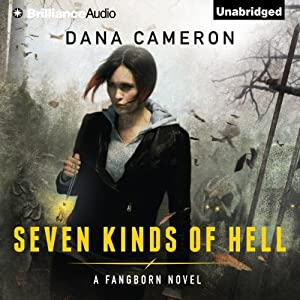 Seven Kinds of Hell Hörbuch