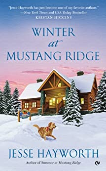 Winter at Mustang Ridge by [Hayworth, Jesse, Andersen, Jessica]