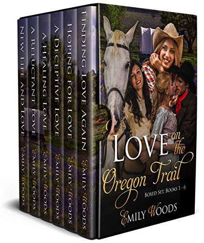 Pdf Teen Love on the Oregon Trail Boxed Set: Books 1 - 6