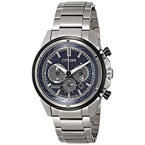 Citizen Eco-Drive Super Titanium Men's Watch – CA4241-55L