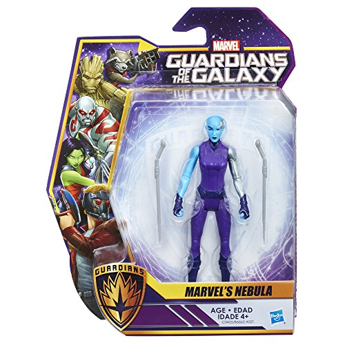 Marvel Guardians of the Galaxy Marvel's Nebula, 6-inch