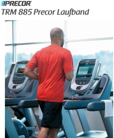 Precor Especial Acción, 2 Unidades en Stock TRM 885 Cinta de ...