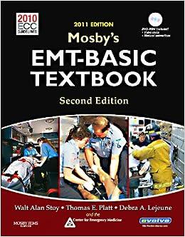 Mosby's EMT-Basic Textbook: 9780323085298: Medicine & Health ...