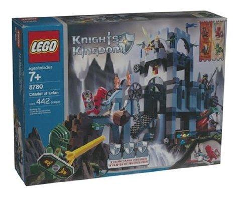 [해외] LEGO (레고) KNIGHT'S KINGDOM: CITADEL OF ORLAN(8780) 블럭 장난감 (병행수입)
