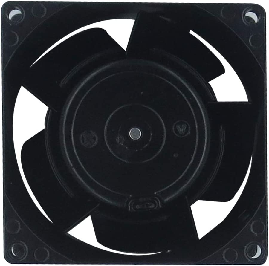 8556A Germany ebmpapst 230V 12//11W 8CM Authentic All Metal 80X80X38cm Compact Axial Fan