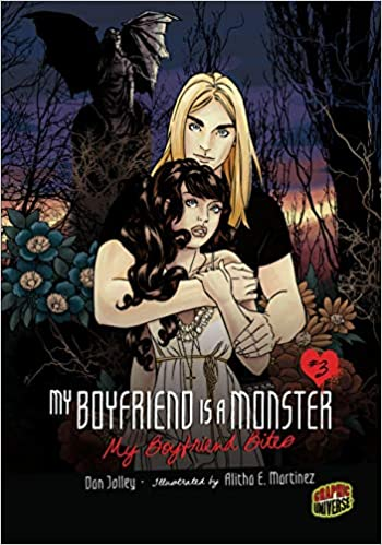 Image result for my boyfriend is a monster amazon