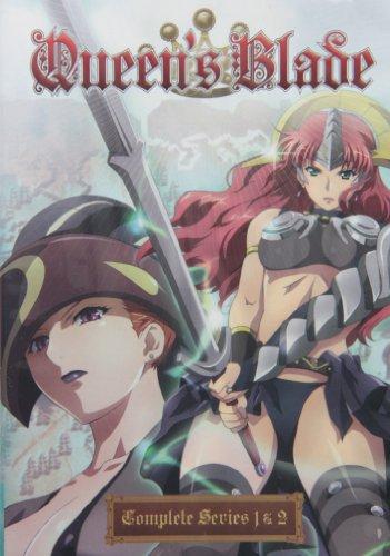 Queen's Blade Complete Series 1 & 2 ()