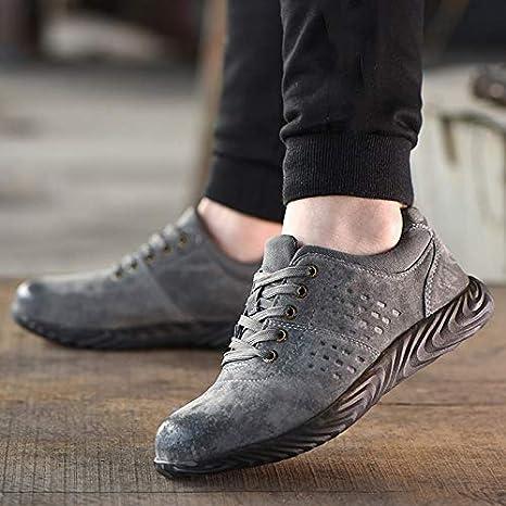 iSunday - Zapatillas Protectoras Transpirables para Hombre ...