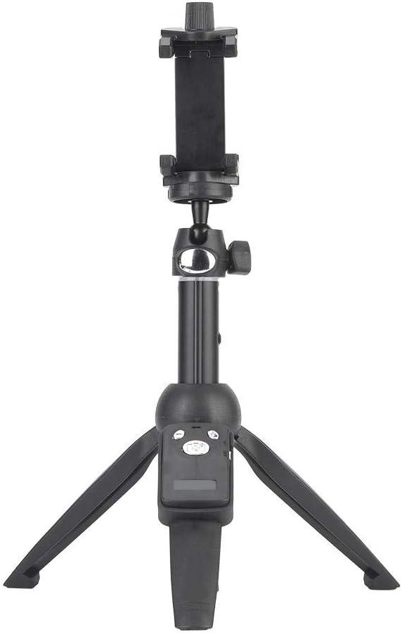 Camera Tripod,Portable Extendable Handheld Selfie Stick Tripod Wireless Bluetooth Remote Control for Phone