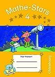 Mathe-Stars - Regelkurs: 4. Schuljahr - Übungsheft: Mit Lösungen