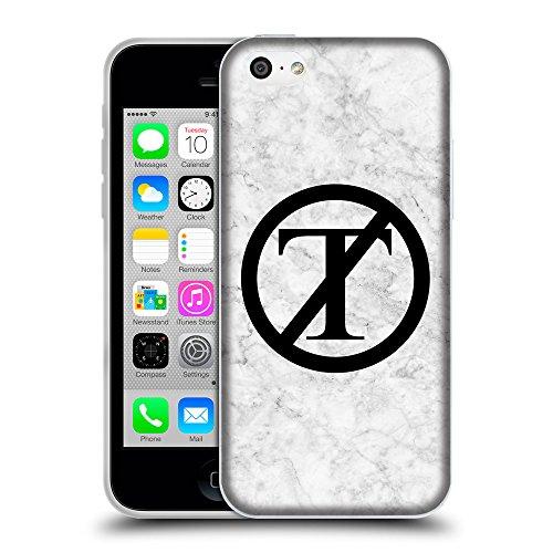 Super Galaxy Coque de Protection TPU Silicone Case pour // Q04130563 NOT Trump marbre vieilli // Apple iPhone 5C