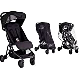 Mountain Buggy Nano With Storm Cover and Sun Cover (Black) For Sale