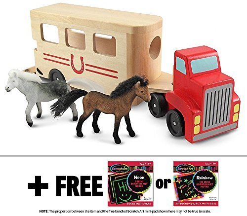 The 8 best horse trailers toys for boys