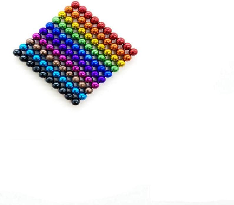 color azul claro 100 bolas magn/éticas de neodimio 5 mm MARPL MagBallz