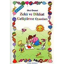 Zeka ve Dikkat Gelistirme Oyunlari 4-5 Yas