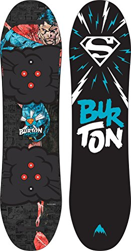 Burton Chopper LTD DC Comics Snowboard Kids Sz (Burton Rocker)