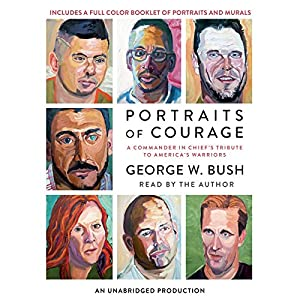 Portraits of Courage Audiobook