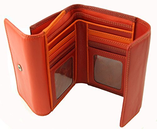 visconti-rb50-multi-colored-red-orange-crimson-large-bifold-three-tone-cover-soft-leather-ladies-wal