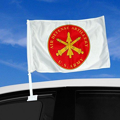 Double Sided Car Flag - 12