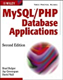 img - for MySQL / PHP Database Applications book / textbook / text book