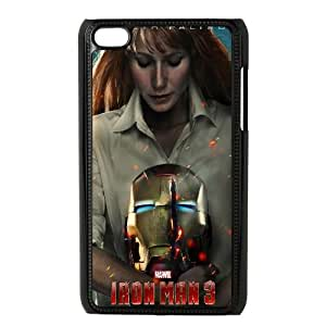 Pepper Potts Iron Man 3 Movie 3 10 iPod Touch 4 Case Black DIY Ornaments xxy002-3692080