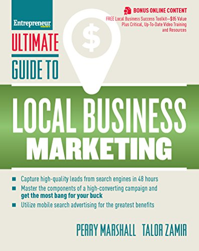Ultimate Guide to Local Business Marketing (Ultimate Series) cover