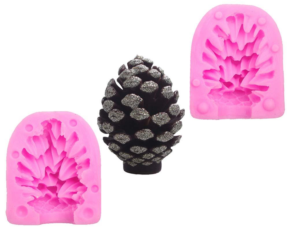 Forma de coraz/ón HoneybeeLY Molde de Silicona Maceta de Plantas suculentas Flecha Cactus Molde de Silicona Yeso portavelas Cemento Maceta 50 /°C a 300 /°C