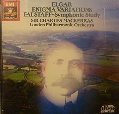 Elgar: Enigma Variations; Falstaff Symphonic Study