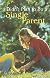I Didn't Plan to Be a Single Parent!, Bobbie Reed, 0570038375