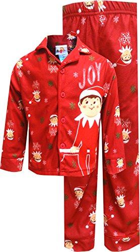 Boys' Elf on The Shelf Christmas Pajamas
