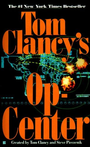 book cover of Op-Center