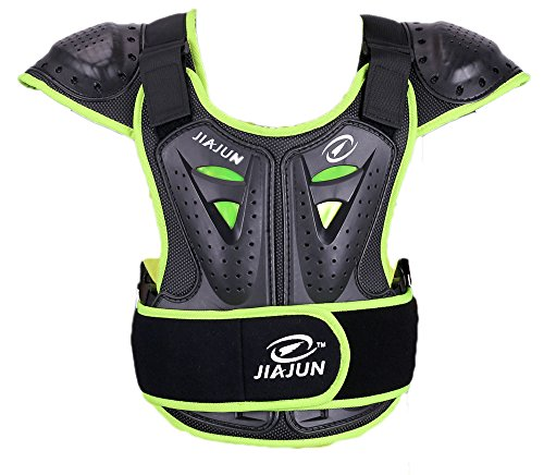 Bradmatt Youth Power Sport Peewee Dirty Bike Motorcycle Chest Protector Football Rib protector