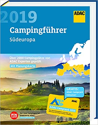 ADAC Campingführer Süd 2019