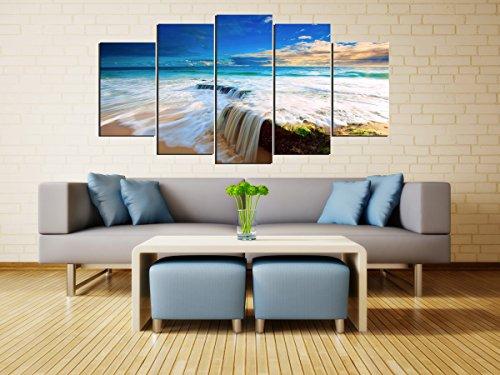 Beautiful Sunshine Landscape colourful Waterfall product image
