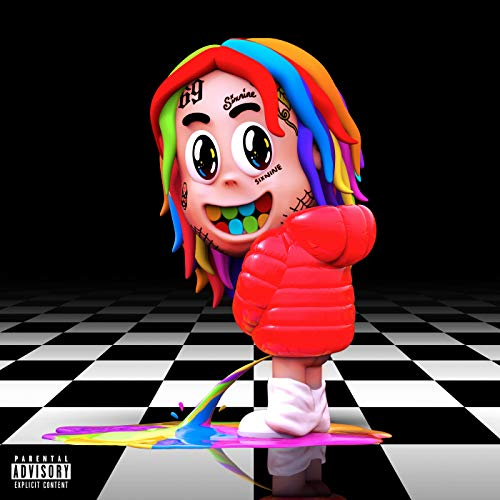 Image result for 6IX9INE - MAMA feat. Nicki Minaj and Kanye West