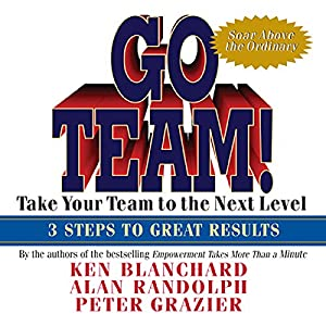 Go Team! Audiobook