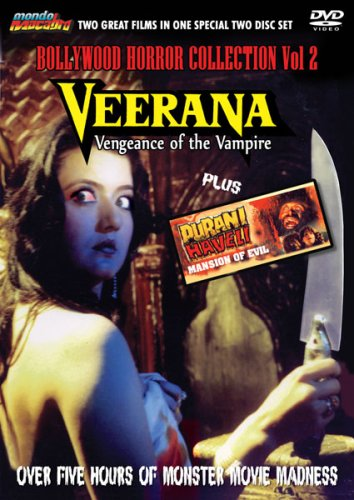 The Bollywood Horror Collection Volume 2 (Veerana: Vengeance of the Vampire / Purani Haveli: Mansion of Evil) by WEA DES Moines Video