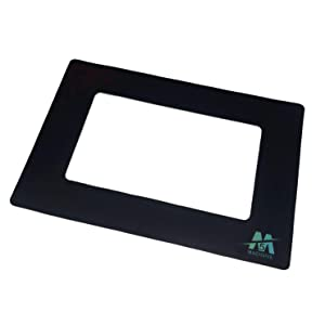 Mach5ive Stick On Gasket for 3D Resin Printers - Universal Protection from Resin Spill, Internal, LCD, FEP Film - Resin Resistant - Portable Protection - 4.7