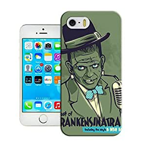 LarryToliver Creative Coolest Customizable Logo Customizable Art Wall iphone 5/5s Case Cover Dual Cases