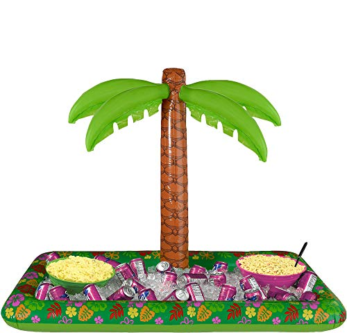 - Amscan Inflatable Palm Tree Buffet Party Cooler