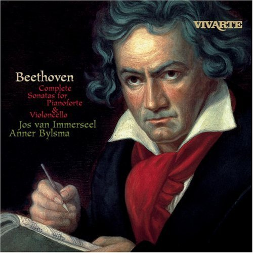 Complete Pianoforte (Beethoven: Complete Sonatas for Pianoforte & Violoncello)