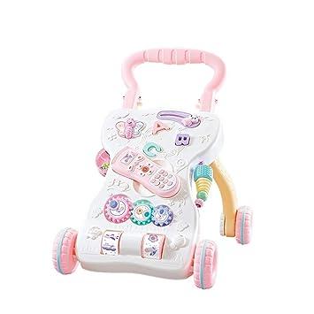 Amazon.com: Andador interactivo para bebés, 2 en 1, teléfono ...