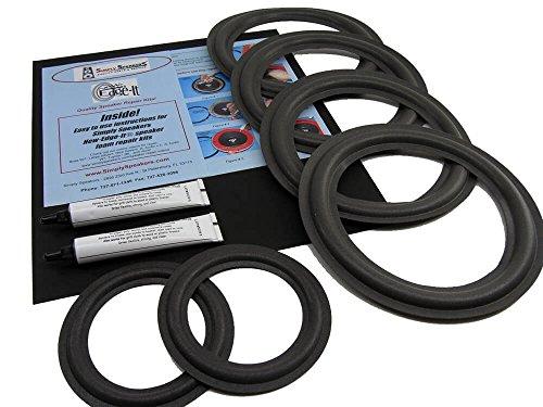 Infinity CS 3007 COMPLETE System Speaker Repair Kit FSK-INF-CS3007C