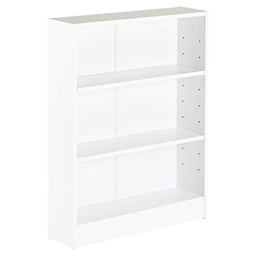 Bookcase, White: Amazon.co.uk: Kitchen & Home